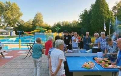 Zwembad Scherpenzeel kijkt tevreden terug op seizoen 2021